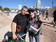 Chris Gerber & Brandon Dosch Pro Ridin