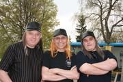 Наши на чемпионате Европы в Фельдене