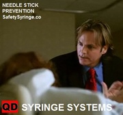 Needle Stick Patient With Christopher Green
