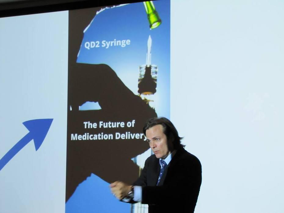 QD Syringe - Low Residual Volume Syringe