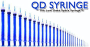 QD Syringe Systems - Low Waste Syringes