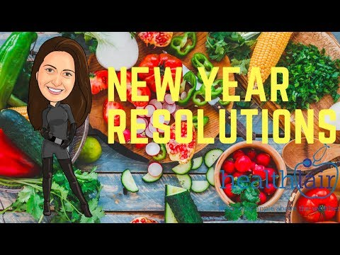 HOW TO MAKE YOUR NEW YEAR RESOLUTIONS!