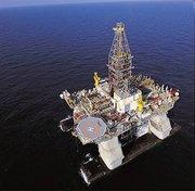 The Better Days of BP's HORIZON OIL RIG
