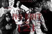 NO-EDIT vol.2 MIXTAPE COVER 2015