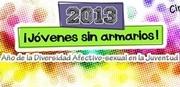 2013 - ¡Jóvenes sin armarios!