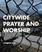 ONE Citywide Prayer & Worship