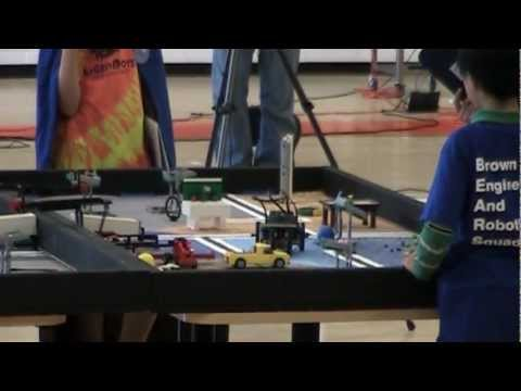 BEARS/FLL 2011 Robotics Competition: Food Factor Challenge (Newton Regional)