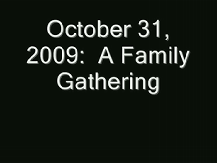 A Family Gathering