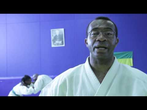 Gabonese Karate Camp