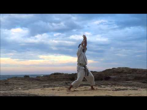 Karate Training - Kata Hangetsu - Nambucca Heads (NSW) -Mid North Coast