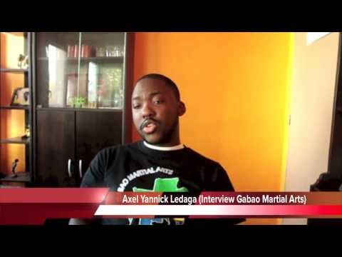 Interview Gabao Martial Arts avec Axel Ledaga, Karate - Do Shotokan