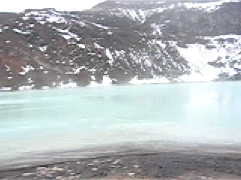 Askja Crater Lake