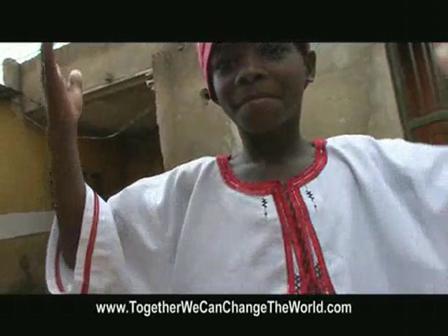 togetherwecanchangetheworldsongvideo