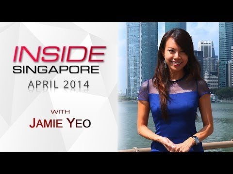 INSIDE Singapore | April 2014 with Jamie Yeo