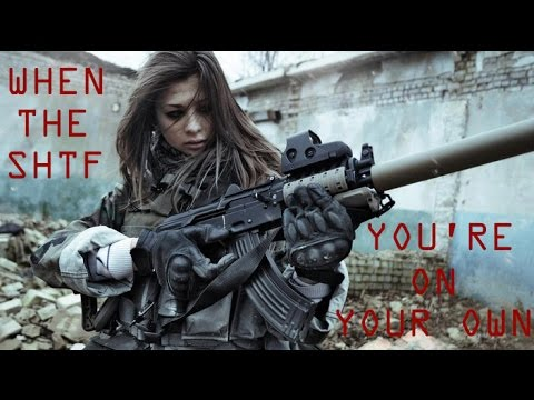 Steve Quayle - When The SHTF You're on Your Own - March 16th 2015