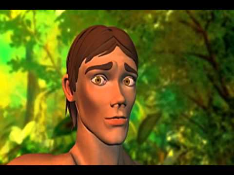 The Animated Kid's Bible - 1. Adam and Eve: The Creation Story