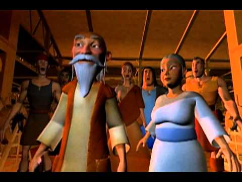 The Animated Kid's Bible - 2. Noah's Ark: The Voyage