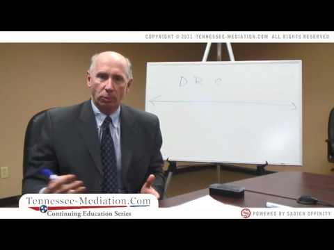 Online Tennessee CLE & CME Preview: John Blankenship - The ADR Continuum