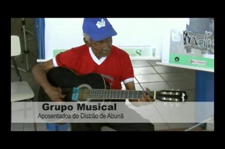 Grupo Musical - Aposentados do Distrito de Abunã