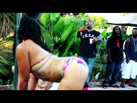 """BUENO """"BAD B*TCHES"""" FEAT CLYDE CARSON & D-LO MUSIC VIDEO"""