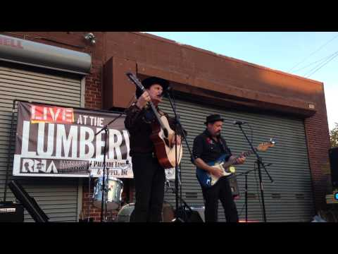The Sensational Country Blues Wonders! - That's Alright Mama    6/26/15