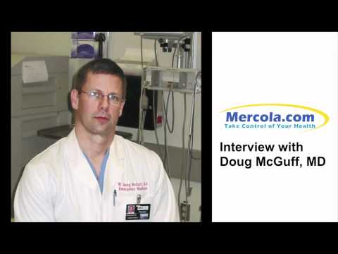 Dr. Mercola Interviews Doug McGuff about High Intensity Exercise