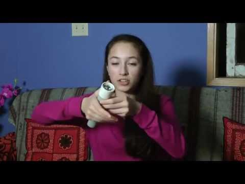 Hollow ( Thermoelectric ) Flashlight by 15 year old Ann Makosinski - technexo.blogspot.com