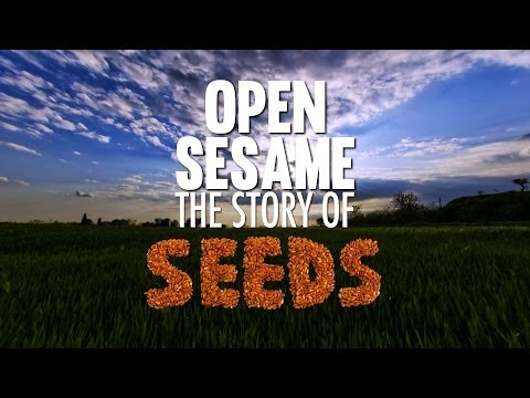 Open Sesame - The Story of Seeds - Official Trailer