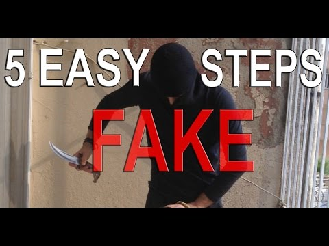 MUST WATCH: How To Fake An ISIS Beheading In 5 Easy Steps!
