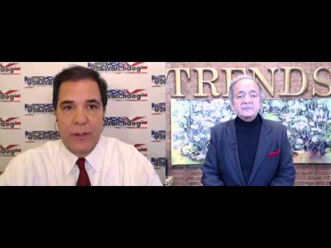 Gerald Celente-Very Serious Economic & Geopolitical Game Changer Coming in 2015