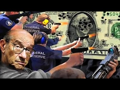 EXPOSED! Alan Greenspan, Gold Manipulation & Paper money is Useless - The Dollar Will Collapse!