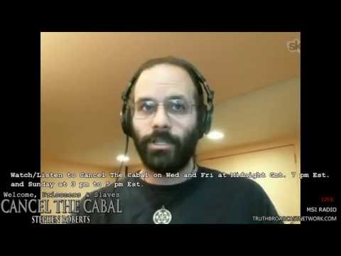 Mark Passio's Kick-Ass Interview on Cancel The Cabal