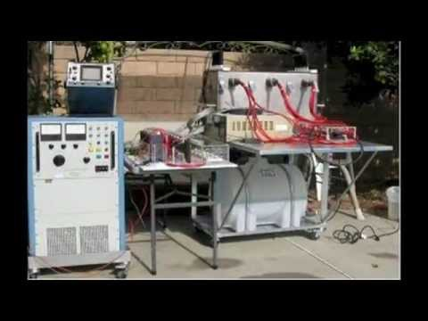 H from O using tiny electricity -- PES Interviews Jackob Aganyan of Solar Hydrogen Trends