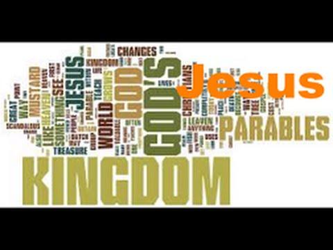 Jesus Christ. The Kingdom