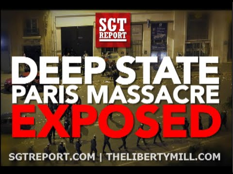 DEEP STATE PARIS MASSACRE EXPOSED