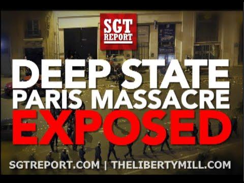 DEEP STATE PARIS MASSACRE EXPOSED
