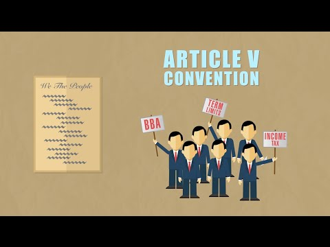 A Crash Course on a Constitutional Convention