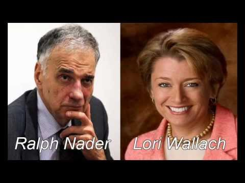 """Lori Wallach explains: """"Free Trade"""" is really an international corporate coup"""