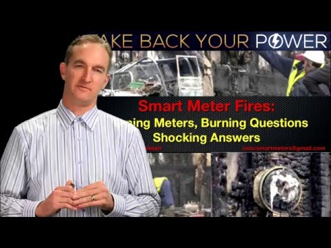 Smart Meter Fires (2016): Burning meters, burning questions, shocking answers