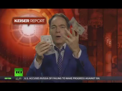 Keiser Report: Stealing is Legal in America (E975)