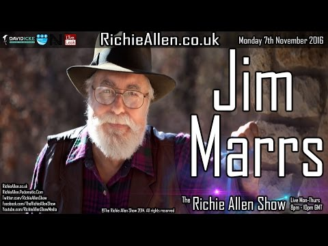 """Jim Marrs """"Trump Knows Who Really Controls Events But If He Named Names, He'd Be Killed!"""""""