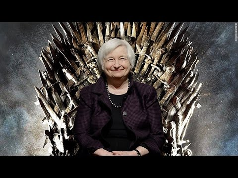 Nomi Prins Explains The Central Bankers' Game of Thrones