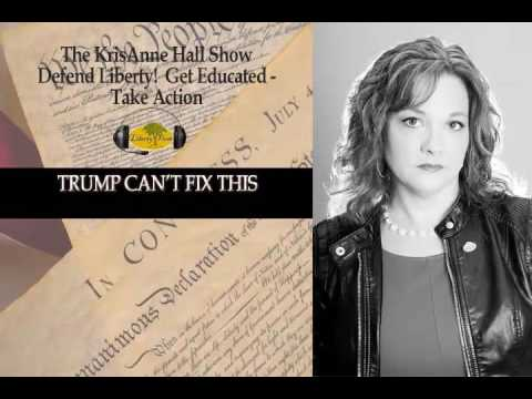 Trump Can't Fix This | The KrisAnne Hall Show, Nov 17th.