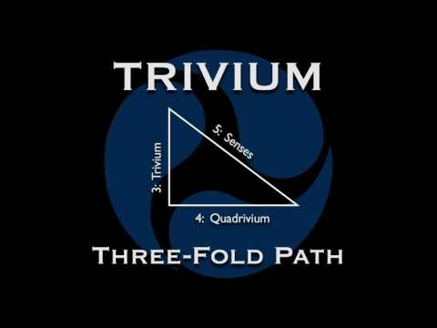 Mark Passio The Trivium Brings Us With Harmony To Truth
