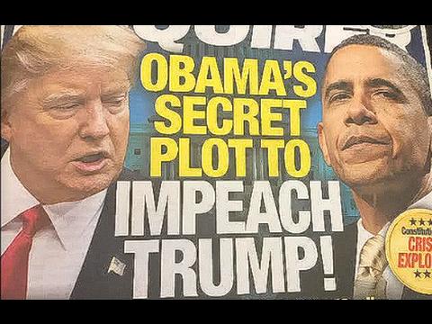 Enquirer: Obama's Plan to Impeach Trump, 1499
