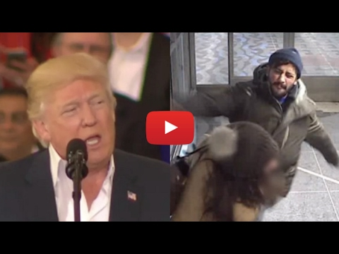 TRUMP 100% RIGHT! The Media Does NOT Want You To See This 2-Minute Video From Sweden…