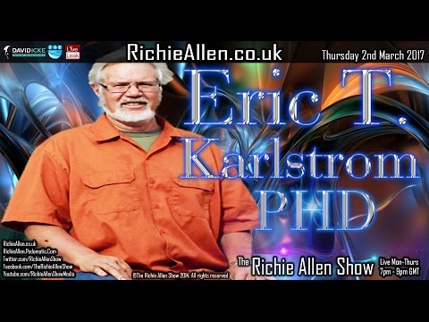 "Eric Karlstrom ""Multiple Agencies Of Government Are Gang-stalking Those Who Challenge The System."""