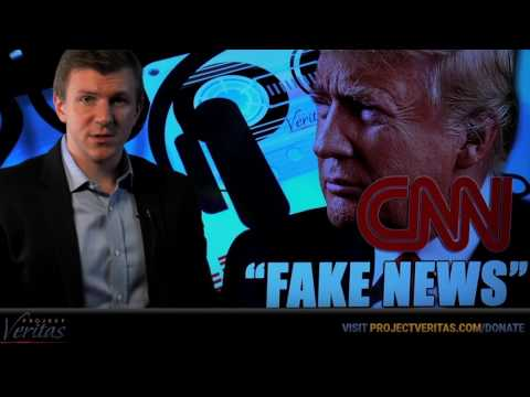 #CNNLeaks: Project Veritas Releases Over 100 Hours of Audio From Inside CNN