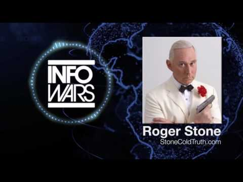 Roger Stone Breaks Down Why Comey Was Fired