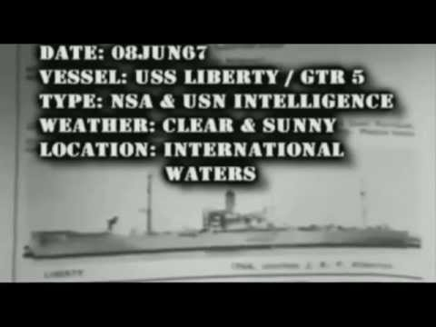 The USS Liberty Attack In A Nutshell